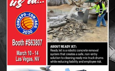 ConExpo-Con/Agg – Ready Jet will be there!