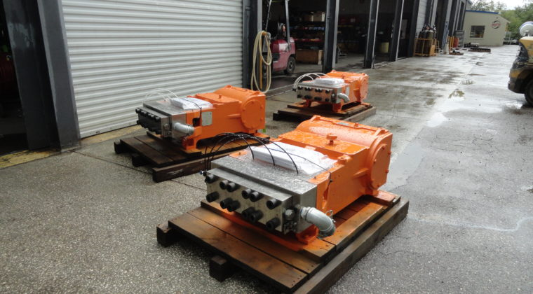 Blasters Refurbished NLB pumps for sale