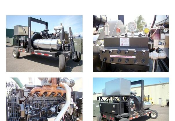 Blasters, Inc Gardner Denver TY375M Federal Surplus