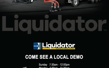 ATSSA is in our backyard – Come see our demos